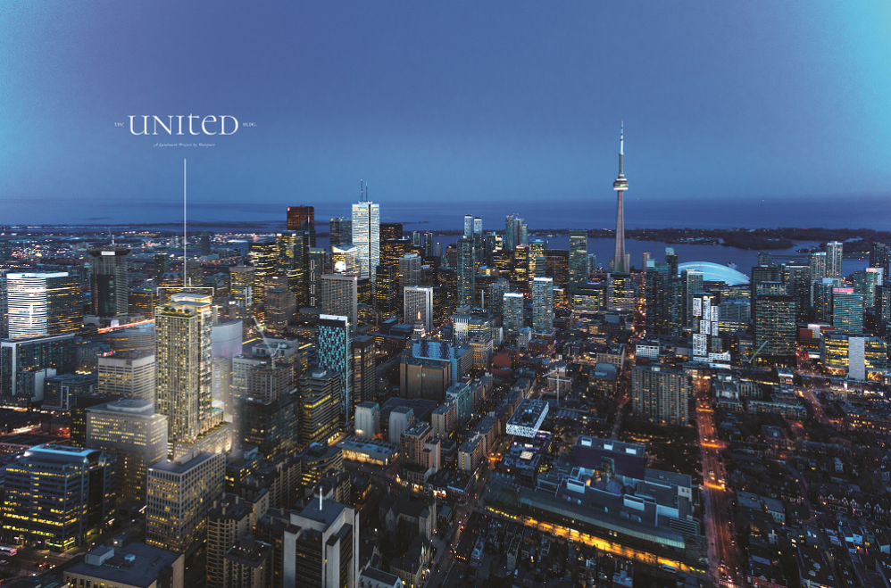 The United Condo at the Heart of The Toronto Financial Hub